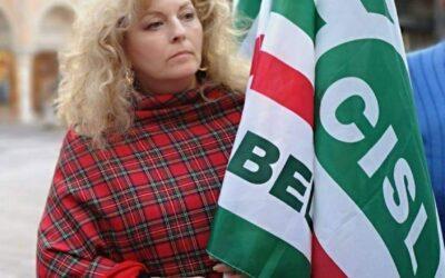 Tragica scomparsa di Gabriella Cont, componente di Segreteria della Cisl Fnp Belluno Treviso